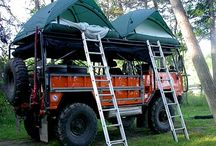 Off-road Camping