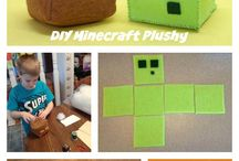 Minecraft sewing
