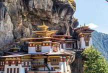 Asia - Bhutan and Nepal / #Bhutan and #Nepal are beautiful countries to visit, and this board will help you with everything you need to know.