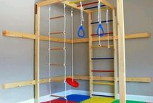 Fun play gym