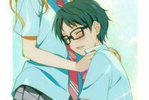 Kousei x Kaori --YLIA--