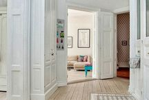HOME INSPIRATION   Hallway