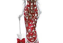 Naisen puku