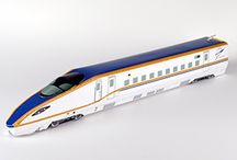 Cool Papercraft / Cool papercraft models -- trains and non-trains