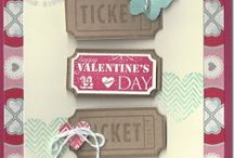 Thats the Ticket Stamp Set Project