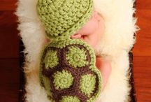 Crochet annnd Knitting / by Hippie's Crochet