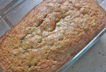 Zucchini  Bread / Baking