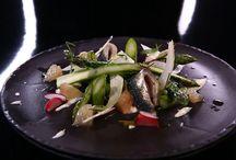 salade boeuf à la coriande