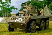 Tanks and Vehicles of WW2