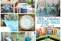 Patio ideas / by Sandy Weir
