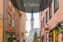 Estonia / A board with pins that will help you travel to Estonia. From city guides, things to do at the destination, itineraries and so much more. Check these pins to find the best content to help you #travel to #Estonia .