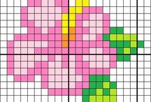 schemi hama beads