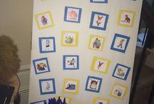 Baby Shower-Children's Books Theme