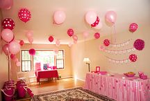 Pink Princess Party / by Fully Pinterested