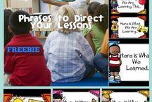 Teaching-instruction