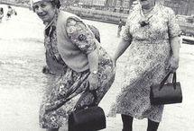 legrační starší dámy