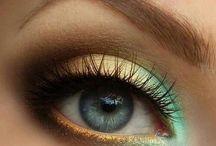 Eyes / eyeshaddow tutorials ect...