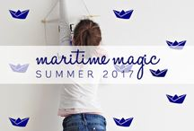 Maritime Magic Summer 2017 Collection / Customers are loving the new Nautical inspired collection for Summer 2017 by Match Set love titled; Maritime Magic.