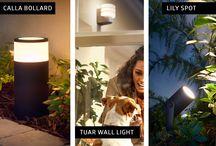 Outdoor Philips Hue Lights