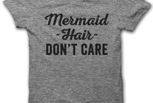 a mermaids life for me / by Jill