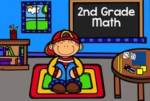 Second Grade Math / Resources, ideas, and freebies to support 2nd graders in math.