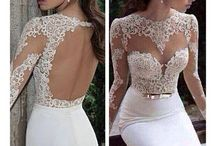 Backs RH - very important / inspiration for wedding gown back designs