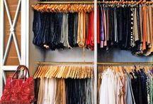 New closets / by Shawna Martinez