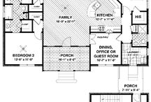 house plan / by Lisa Foote