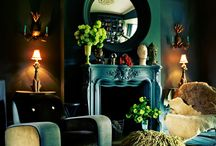 Interior / Beautiful pictures of interior I admire. Would love to have my home decorated like this.