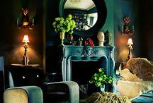 Lounge ideas / New house