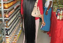 whoa! / Big thick and extremely long hair!!!!!!! Hair that makes you go WHOA! !! / by Fabulosity is-a-me