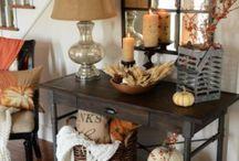 Fall Decorating Ideas / by Vanessa Evigan