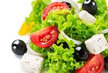 ENSALADAS / Ensaladas Macedonia. Clásicas, originales y diferentes. Variadas y con ingredientes de calidad.