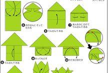 Origami / Réaliser vos rêves fait maison avec vos mains!!! Quoi de plus à espérer?