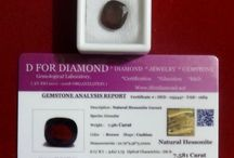 Natural Hessonite CERTIFIED