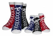 Matching Mother-Daughter Socks