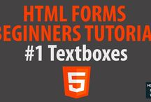 HTML Tutorials Videos / HTML 5 web development tutorials from the HowToCodeWell YouTube channel. These HTML tutorials cover the very basics of HTML such as the HTML syntax and how to build websites and web forms