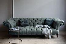 Sofas / by Kellie Alexandra