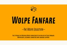 Wolpe Fanfare™ Font Download