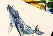 Tattoos  whale