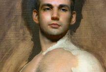 pinturas de desnudos asculinos