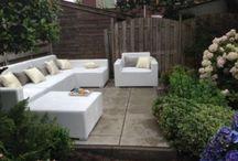 Tuinmeubelen lounge / Exclusieve tuinmeubelen . Design voor betaalbare prijzen