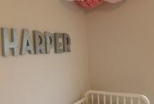 Nursery Ideas / by Shanna Alfred