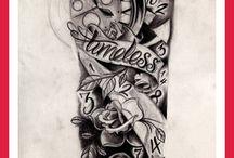 Min tattoo