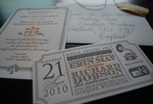 Invitations / by Carna Lapping