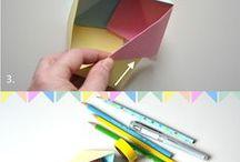 3D geometric origami