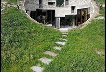 unique houses
