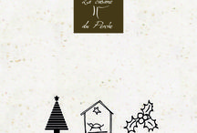 Voeux de la cabane du Perche / Noël