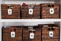 organization: kids' rooms | Kinderzimmer