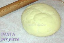 Pasta per pizza perfetta / by Mariana Ungureanu
